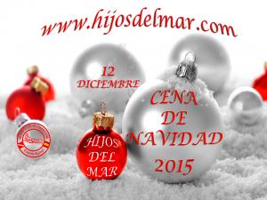 cena de navidad 2015 logo